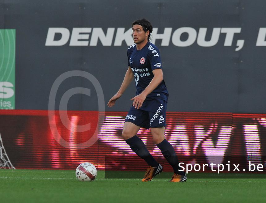 KV Kortrijk : Ervin Zukanovic.foto VDB / DAVID CATRY