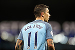 Aleksandar Kolarov of Manchester City during the English Premier League match at The Etihad Stadium, Manchester. Picture date: December 12th, 2016. Photo credit should read: Lynne Cameron/Sportimage
