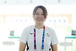 Yukari Konishi (JPN), <br /> AUGUST 22, 2018 - Shooting : <br /> Women's 25m Pistol<br /> at Jakabaring Sport Center Shooting Range <br /> during the 2018 Jakarta Palembang Asian Games <br /> in Palembang, Indonesia. <br /> (Photo by Yohei Osada/AFLO SPORT)