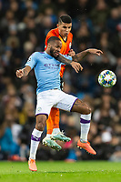 Raheem Sterling of Manchester City during the UEFA Champions League Group C match between Manchester City and Shakhtar Donetsk at the Etihad Stadium on November 26th 2019 in Manchester, England. (Photo by Daniel Chesterton/phcimages.com)