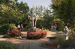 Azalea Park in the town of Brookings on the southern Oregon coast..#06061028