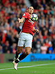 Zlatan Ibrahimovic of Manchester United during the Premier League match at Old Trafford Stadium, Manchester. Picture date: September 24th, 2016. Pic Sportimage