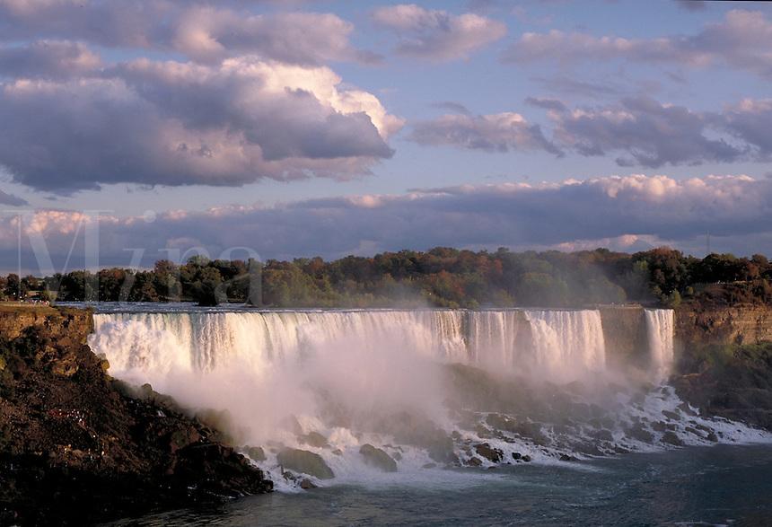 American Side of Niagara Falls. Niagara Falls New York USA Niagara Falls.
