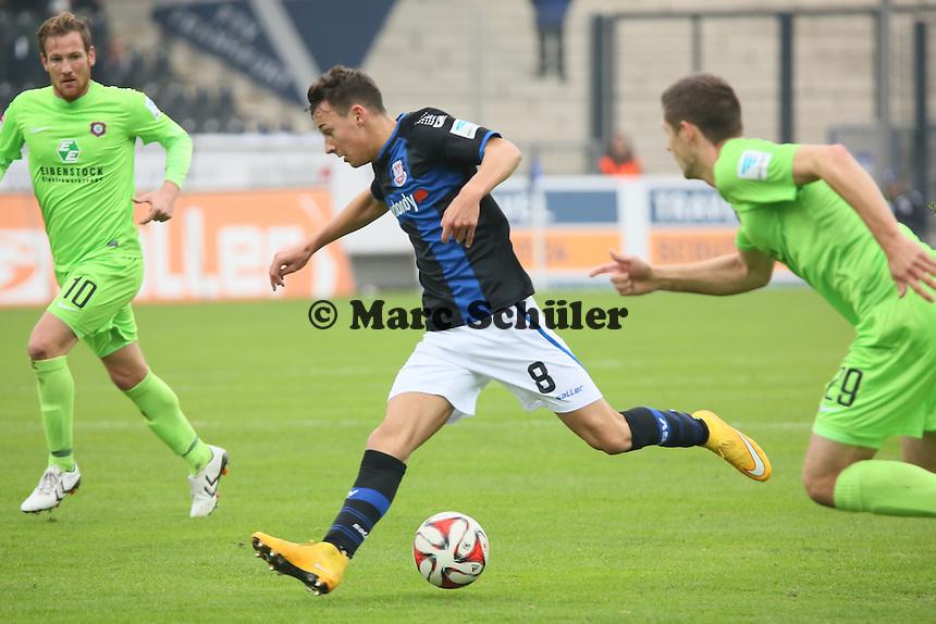 Mario Engels (FSV) - FSV Frankfurt vs. FC Erzgebirge Aue, Frankfurter Volksbank Stadion