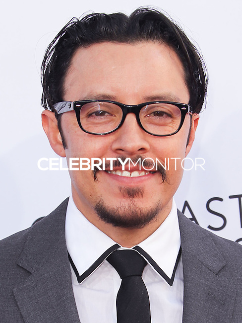 PASADENA, CA, USA - OCTOBER 10: Efren Ramirez arrives at the 2014 NCLR ALMA Awards held at the Pasadena Civic Auditorium on October 10, 2014 in Pasadena, California, United States. (Photo by Celebrity Monitor)