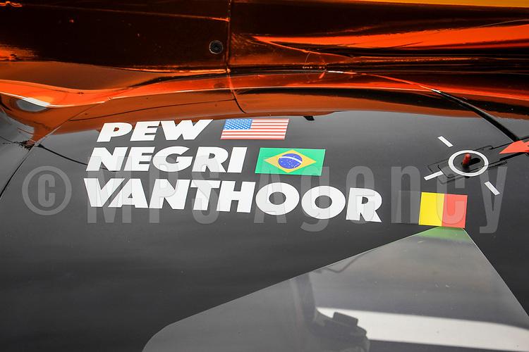 #49 MICHAEL SHANK RACING (USA) LIGIER JSP2 HONDA LMP2 JOHN PEW (USA) OSWALDO NEGRI JR (USA) LAURENS VANTHOOR (BEL)