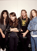 May 19, 1990: METALLICA - Messehall Hannover Germany