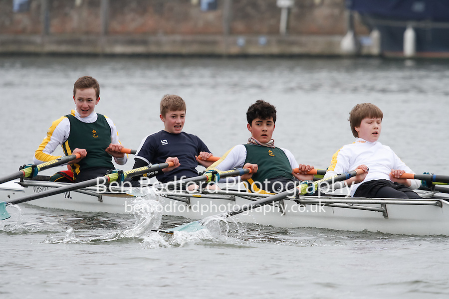 Crew: 102 - Windsor Boys Sch  - J14A.4x+ <br /> <br /> Henley Fours &amp; Eights Head 2017<br /> <br /> To purchase this photo, or to see pricing information for Prints and Downloads, click the blue 'Add to Cart' button at the top-right of the page.