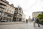 BRUSSELS - BELGIUM - 22 June 2016 -- Brussels city - view towards Place Royale, the Music Instrument Museum. -- PHOTO: Juha ROININEN / EUP-IMAGES Käyttöoikeus: vain ET brändi