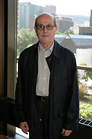 Sept 1,  2003, Montreal, Quebec, Canada<br /> <br /> Film maker Manuel De Oliveira   during the Montreal World Film Festival, Sept 1 2003<br /> <br /> The Festival runs from August 27th to september 7th, 2003<br /> <br /> <br /> Mandatory Credit: Photo by Catherine Tadros- Images Distribution. (©) Copyright 2003 by Catherine Tadros