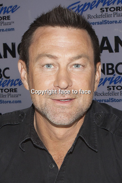 NEW YORK, NY - JUNE 19: Grant Bowler from SYFY hit series 'Defiance' meets with fans at the NBC Experience Store at Rockefeller Plaza on June 19, 2013 in New York City. <br /> Credit: MediaPunch/face to face<br /> - Germany, Austria, Switzerland, Eastern Europe, Australia, UK, USA, Taiwan, Singapore, China, Malaysia, Thailand, Sweden, Estonia, Latvia and Lithuania rights only -