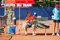 drSeptember 01, 2014,Netherlands, Alphen aan den Rijn, TEAN International, Lukas Ruepke (GER)<br /> <br /> Photo: Tennisimages/Henk Koster