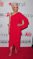 NEW YORK, NY - February 8: Maye Musk at the Red Dress / Go Red For Women Fashion Show at Hammerstein Ballroom on February 8, 2018 in New York City Credit: John Palmer / MediaPunch