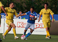 durante l amichevole Napoli  Anaune a Dimaro 21 Luglio 2015<br /> <br /> Preseason summer training of Italy soccer team  SSC Napoli  in Dimaro Italy July 11, 2015
