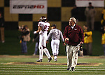 18 November 2006: Virigina Tech head coach Frank Beamer. The Virginia Tech Hokies defeated the Wake Forest University Demon Deacons 27-6 at Groves Stadium in Winston-Salem, North Carolina in an Atlantic Coast Conference NCAA Division I College Football game.