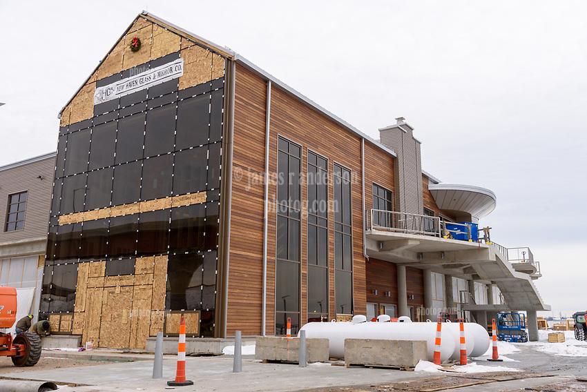 Boathouse at Canal Dock Phase II | State Project #92-570/92-674 Construction Progress Photo Documentation No. 18 on 8 January 2018. Image No. 06