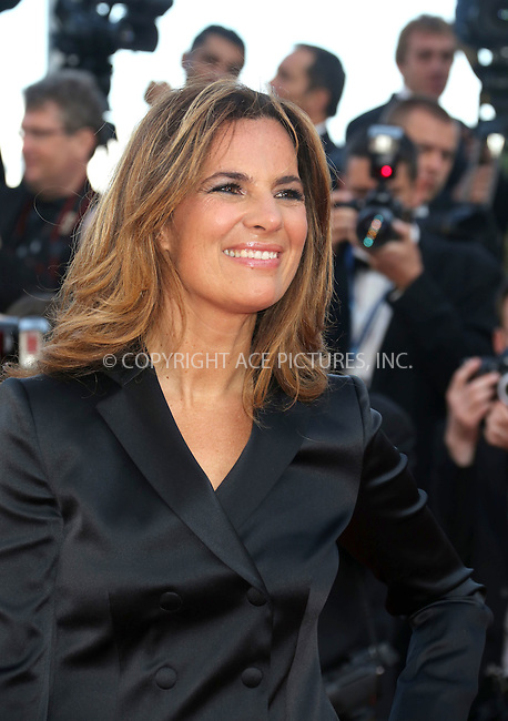 "WWW.ACEPIXS.COM . . . . .  ..... . . . . US SALES ONLY . . . . .....May 18 2012, Cannes....Roberta Armani at the premiere of ""Lawless"" at the Cannes Film Festival on May 18 2012 in France ....Please byline: FAMOUS-ACE PICTURES... . . . .  ....Ace Pictures, Inc:  ..Tel: (212) 243-8787..e-mail: info@acepixs.com..web: http://www.acepixs.com"