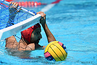 13 FONTANI Hugo FRA (Red Cap) <br /> ROU - FRA Roumania (white caps) vs. France (blue caps) <br /> Barcelona 26/07/2018 Piscines Bernat Picornell <br /> Men Final 11th 12th place <br /> 33rd LEN European Water Polo Championships - Barcelona 2018 <br /> Photo Andrea Staccioli/Deepbluemedia/Insidefoto