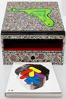 colorful modern box