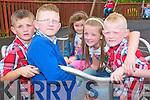 Abbeyfeale Fun Day : Pictured at the Fun Day in Abbeyfeale town park were John & Robin O'Brien, Shauna Cronin & Christina 7 Thomas O'Brien.