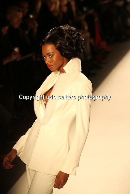 Zang Toi Fall 2012 Runway Fashion Show Mercedes-Benz Fashion Week, NY   2/13/12