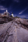Pemaquid light house