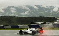 11th July 2020; Styria, Austria; FIA Formula One World Championship 2020, Grand Prix of Styria qualifying sessions;  6 Nicholas Latifi CAN, Williams Racing, Spielberg Austria
