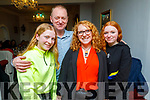 Danielle, Edward, Jennifer and Eavan Shanahan enjoying the evening in Bella Bia on Friday.