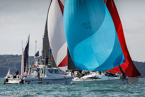 It was a great weekend of racing on the Solent for the IRC Nationals and IRC Two-Handed Championship