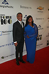 Rev. Al Sharpton and Mary-Pat Hector Attend the EBONY® Magazine's inaugural EBONY Power 100 Gala Presented by Nationwide Insurance at New York City's Jazz at Lincoln Center's Frederick P. Rose Hall,  11/2/12