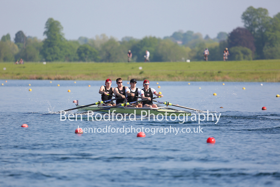 Race: 93  Event: Challenge 4-  SemiFinal A<br /> <br /> Wallingford Regatta 2018<br /> <br /> To purchase this photo, or to see pricing information for Prints and Downloads, click the blue 'Add to Cart' button at the top-right of the page.