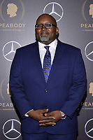 NEW YORK - MAY 18: Eric Deggans attends the 78th Annual Peabody Awards at Cipriani Wall Street on May 18, 2019 in New York City. (Photo by Anthony Behar/FX/PictureGroup)