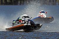 Milo Degugas, (#83) and Travis Thompson, (#2)   (SST-45 class)