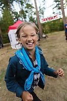 20140805 Vilda-l&auml;ger p&aring; Kragen&auml;s. Foto f&ouml;r Scoutshop.se<br /> scout, ler, l&auml;gerplats, t&auml;lt, dag, springer