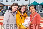 Caroline Walsh, Teresa Lorenzo Alanna O'Ciardubhain and Lili Wang  at the Miriam Joy family funday inAn Riocht Castleisland on Sunday