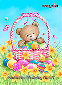 Roger, EASTER, OSTERN, PASCUA, paintings+++++,GBRM2194,#e#, EVERYDAY ,bear,bears,