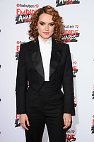 Daisy Ridley arriving for the Empire Awards 2018 at the Roundhouse, Camden, London, UK. <br /> 18 March  2018<br /> Picture: Steve Vas/Featureflash/SilverHub 0208 004 5359 sales@silverhubmedia.com
