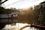 Thailand, Bangkok, Khlongs, Canals, Rivers,