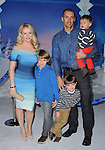 Hollywood, CA - NOVEMBER 19: Melissa Joan Hart and family arrives at The Disney FROZEN Premiere held at The El Capitan Theatre in Hollywood, California on November 19,2012                                                                               © 2013 Hollywood Press Agency