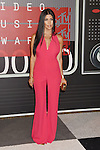 LOS ANGELES, CA - AUGUST 30: TV personality Kourtney Kardashian arrives at the 2015 MTV Video Music Awards at Microsoft Theater on August 30, 2015 in Los Angeles, California.