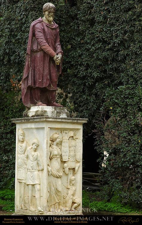Dacian Prisoner 2nd c. Boboli Gardens