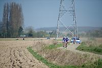 Team Wanty - Groupe Gobert<br /> <br /> 2015 Paris-Roubaix recon