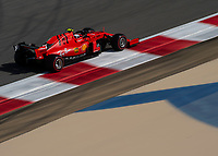 Charles LECLERC (FRA) (SCUDERIA FERRARI) during the Bahrain Grand Prix at Bahrain International Circuit, Sakhir,  on 31 March 2019. Photo by Vince  Mignott.