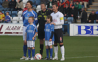 Queen of the South v Falkirk 231010