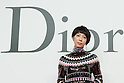 Kaho, Jun 16, 2015 : Tokyo, Japan - Actress Kaho attends a photocall for the Christian Dior 2015-16 Ready to Wear collection in Tokyo, Japan. (Photo by AFLO)