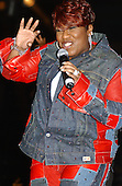 Dec 13, 2001: MISSY ELLIOTT - Z100 Jingle Ball @ Madison Square Garden New York