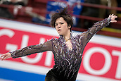 22nd March 2018, Milan, Italy; ISU World Figure Skating Championships Milano 2018;  Shoma Uno