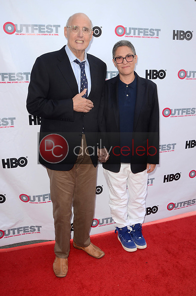 Jeffrey Tambor, Jill Soloway<br />