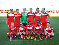 Washington Spirit Starting Eleven. The Washington Spirit tied The Western New York 1-1 in the home opener of The National Women's Soccer League, at Maryland SoccerPlex, Saturday April 20, 2013.
