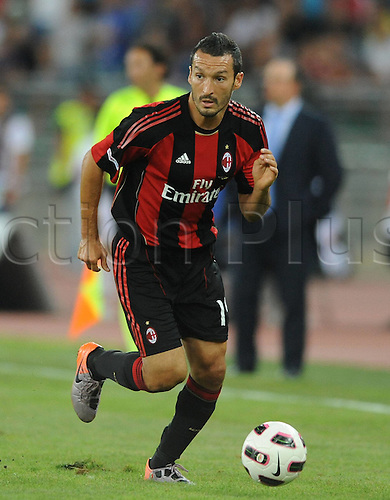 13 08 2010 Serie A - AC Milan,  Gianluca Zambrotta